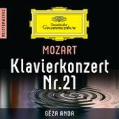 Mozart: Klavierkonzert Nr.21 KV 467 – Meisterwerke von Géza Anda