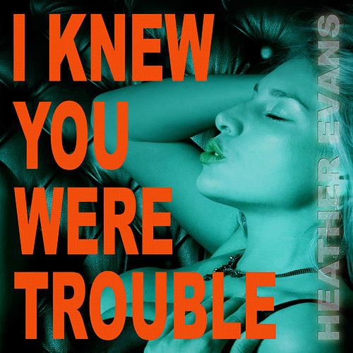 I Knew You Were Trouble by Heather Evans