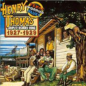 Texas Worried Blues: Complete Recorded Works 1927-1929 by Henry Thomas
