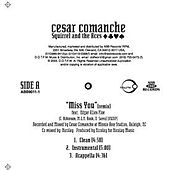 Cesar Comanche by Cesar Comanche