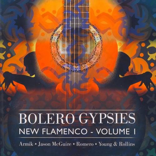 Bolero Gypsies-New Flamenco Vol. 1 by Various Artists