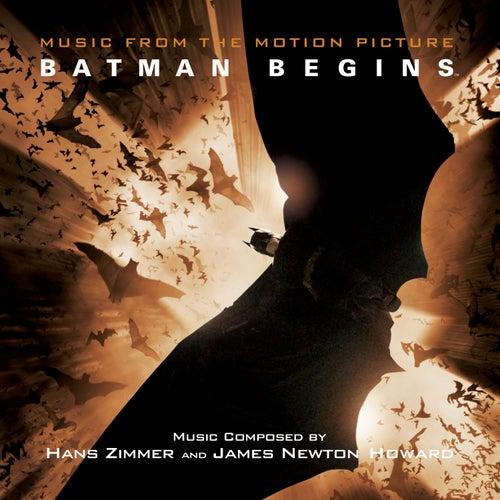 Batman Begins by James Newton Howard