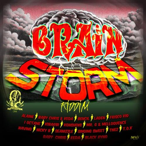 Brainstorm Riddim by Various Artists