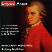 Unheard Mozart de Anthony Goldstone