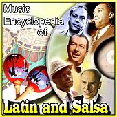 Music Encyclopedia Of Latin and Salsa de Various Artists