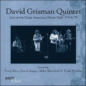 Live At The Gamh 1979 de David Grisman