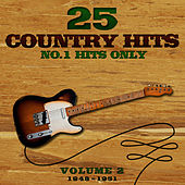 25 No.1 Country Hits (1948-1951) Vol. 2 by Various Artists
