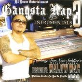 Gangsta Rap Instrumentals Part 3 by Malow Mac