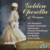 Golden Operetta Of Vienna von Various Artists