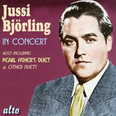 In Concert - Live At Carnagie Hall Plus Opera Duets von Jussi Bjorling