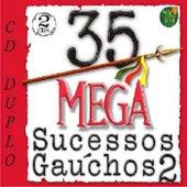 35 Megas Sucessos Gaúchos 2 de Vários Artistas
