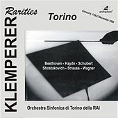 Klemperer Rarities: Torino by Turin RAI Symphony Orchestra