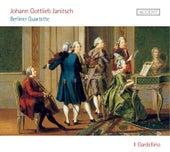Janitsch: Berliner Quartette by Il Gardellino