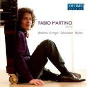 Brahms - Krieger - Schumann & Höller: Piano Works by Fabio Martino