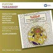 Puccini - Turandot von Alain Lombard
