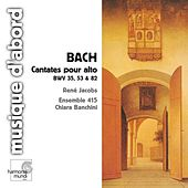 J.S. Bach: Cantatas for Solo Alto by Various Artists