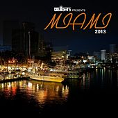 Straight Up! Presents Miami 2013 von Various Artists