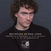Beethoven: Sonates pour piano, Vol.2 by Paul Lewis