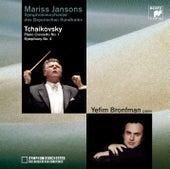 Tchaikovsky: Piano Concerto No.1, Symphony No. 4 by Mariss Jansons