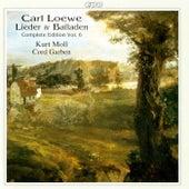 Loewe: Lieder & Balladen (Complete Edition, Vol. 6) by Kurt Moll