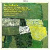 Hindemith: In Sturm und Eis / Kammermusik No. 1 / 5 Pieces, Op. 44 / Ploner Musiktag / Suite franzosischer Tanze by Various Artists