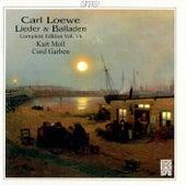 Loewe: Lieder & Balladen (Complete Edition, Vol. 14) by Kurt Moll