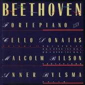 Beethoven: Sonatas For Forte Piano and Cello, Vol. 2 by Malcolm Bilson
