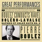 Boulez Conducts Ravel by New York Philharmonic