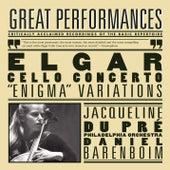 Elgar: Cello Concerto; Enigma
