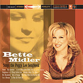 Bette Midler Sings The Peggy Lee Songbook von Bette Midler