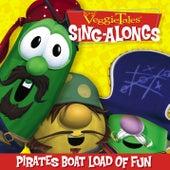 Pirate's Boat Load Of Fun by VeggieTales