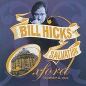 Salvation: Oxford, November 11th, 1992 by Bill Hicks