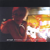 whiskey was the medicine de Paige