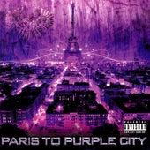 Paris To Purple City de Purple City