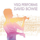 The String Quartet Tribute To David Bowie de Various Artists