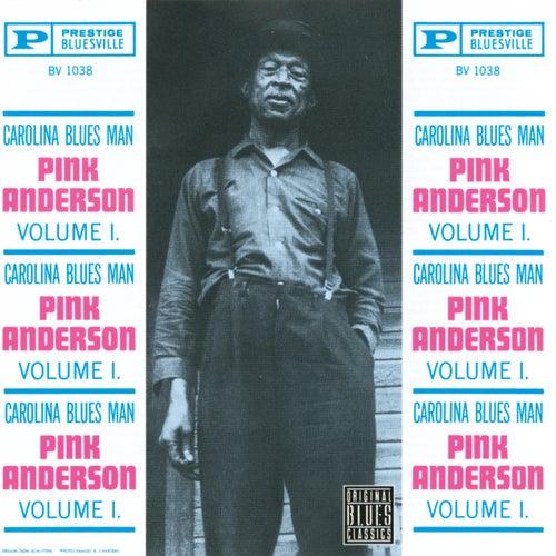 Carolina Blues Man, Vol.1 by Pink Anderson