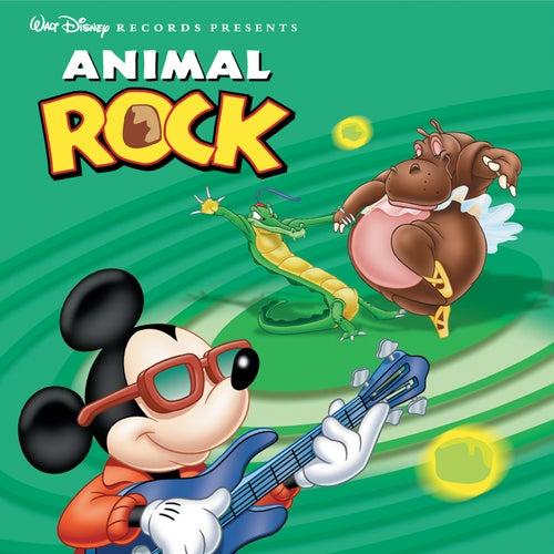 Animal Rock by Disney