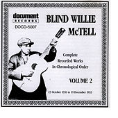 Blind Willie McTell Vol. 2 (1931 - 1933) by Blind Willie McTell