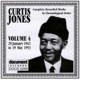 Curtis Jones Vol. 4 1941-1953 by Curtis Jones