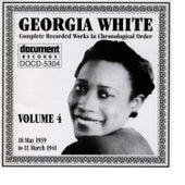 Georgia White Vol. 4 1939-1941 by Georgia White