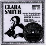 Clara Smith Vol. 6 (1930-1932) by Clara Smith