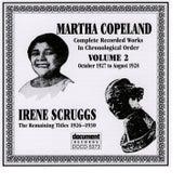 Martha Copeland Vol. 2 (1927-1928) by Martha Copeland
