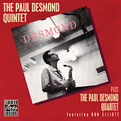 The Paul Desmond Quintet Plus The Paul Desmond Quartet by Paul Desmond