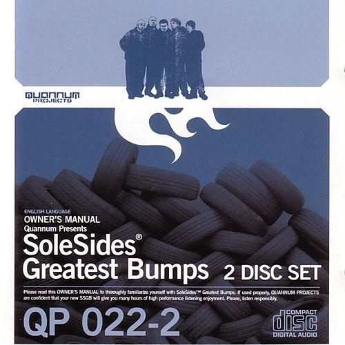 Solesides Greatest Bumps de Various Artists