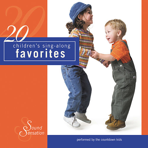 20 Children's Sing-a-long Favorites by The Countdown Kids