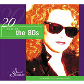 20 Best of the 80's by The Countdown Singers