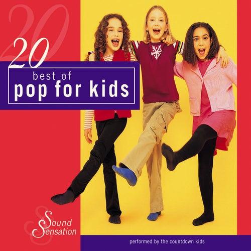 20 Best of Pop for Kids von The Countdown Kids