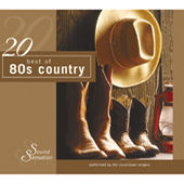 20 Best of 80's Country by The Countdown Singers