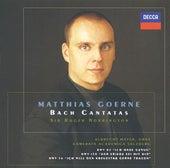 Bach, J.S.: Cantatas Nos. 82, 158 & 56 von Matthias Goerne