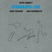 Standards Live by Keith Jarrett